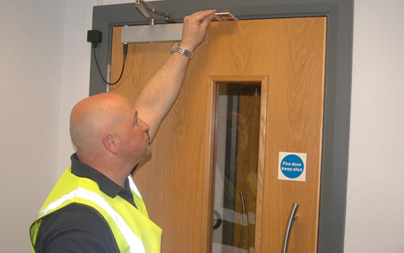 Fire door inspection lincolnshire